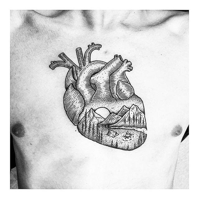 Mejores 41 imágenes de Ideas de tatuajes en Pinterest | Corazón ...
