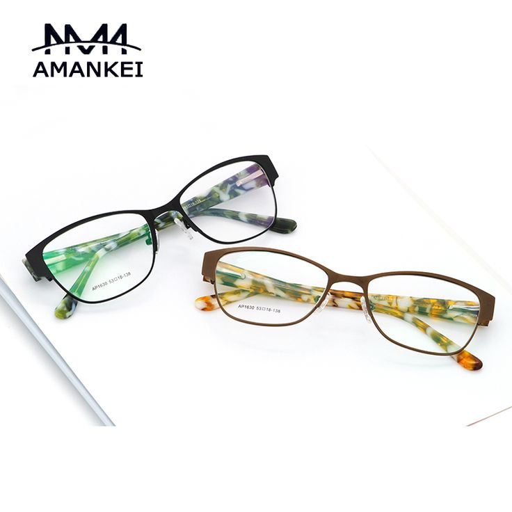 latest eyewear frames vintage silver online female eyeglasses frames clear lens optical glasses frame for women