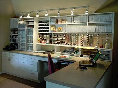 129 best Craft rooms, Home Office Designs & Studio room ideas ...