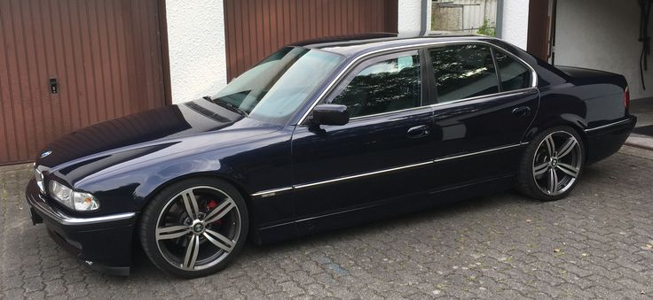 PJB BMW 740iA V8 E38 m62
