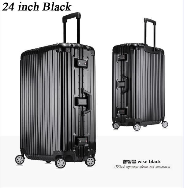 "New Style 20"" 24"" 26"" or 29'' Large Capacity Suitcases, Hard Side - Women's or Men's"