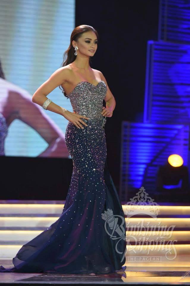 Binibining Pilipinas 2015 - Kylie Verzosa