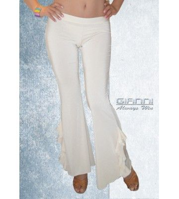 GianniStyle.com Salsa pant lady style latin dancewear