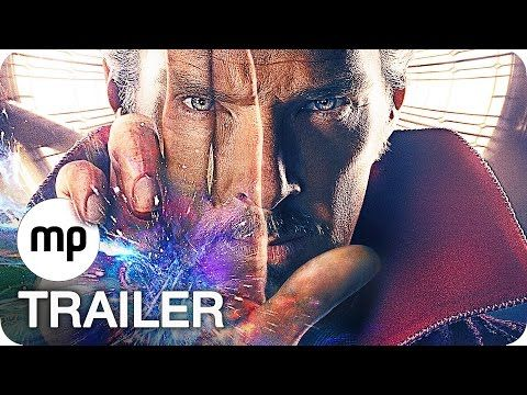 Dr. Strange Trailer.