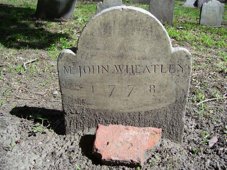 Phillis Wheatley - Vicipaedia
