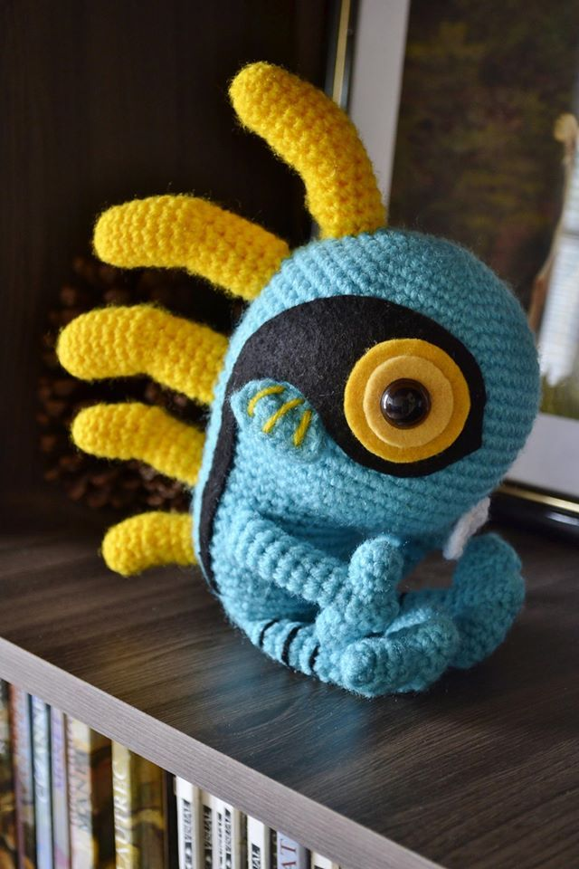Crochet Sweater Pattern For 18 Inch Doll : 17 Best images about Murloc Love on Pinterest World ...
