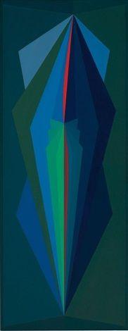 L'Oiseau tropical (1960) Emilio Pettoruti