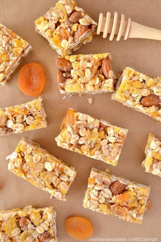 barre de céréales maison granola (1)