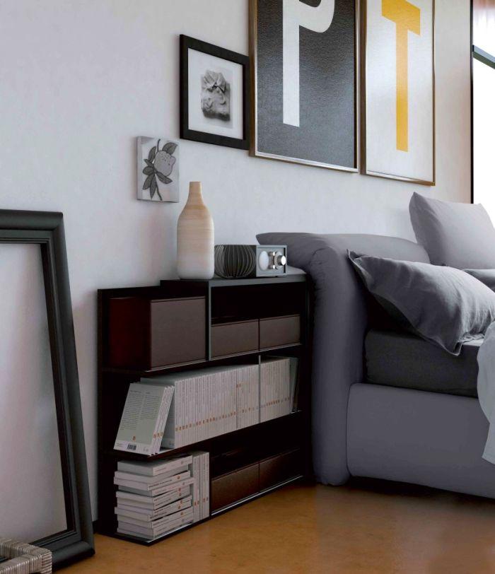 Klasyka w łóżku #bedroom #modern #goodnight #internoitaliano