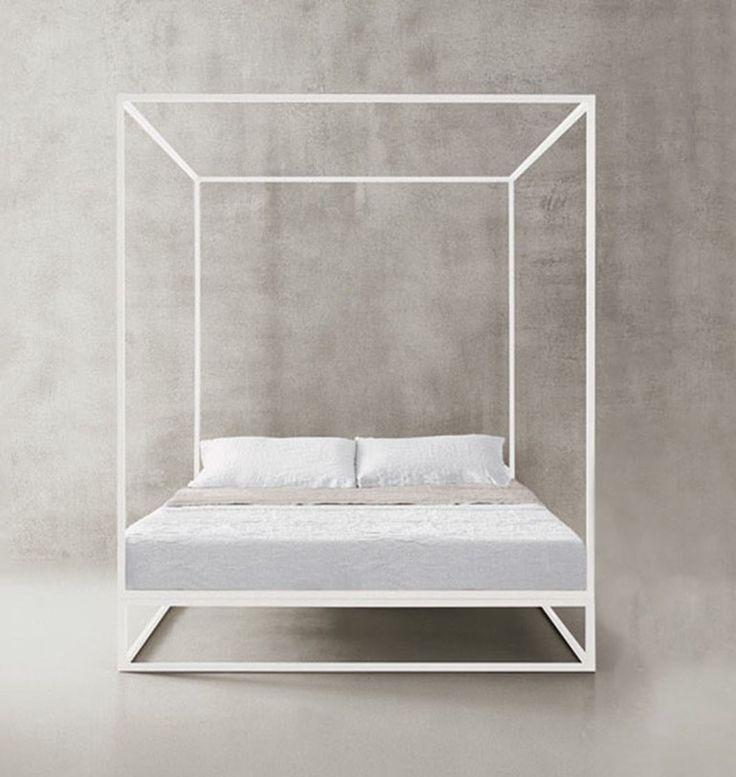 1000 id es propos de lits baldaquin sur pinterest. Black Bedroom Furniture Sets. Home Design Ideas