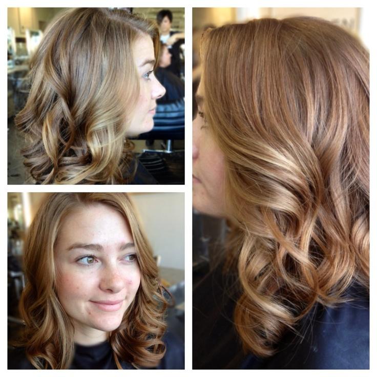 Medium Length Highlighted Hair Hair Color Ideas And Styles For 2018