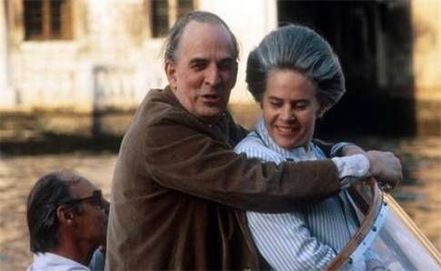 Ingmar Bergman and wife Ingrid von Rosen (sometimes cited as Ingrid Bergman), married 24 years, from 1971 until her death in 1995. In the foreword to a book of diaries, Bergman writes that he met Ingrid von Rosen in 1957 and had an on-and-off affair with her until 1969. (Their daughter, Maria (an author), was born in 1959.)