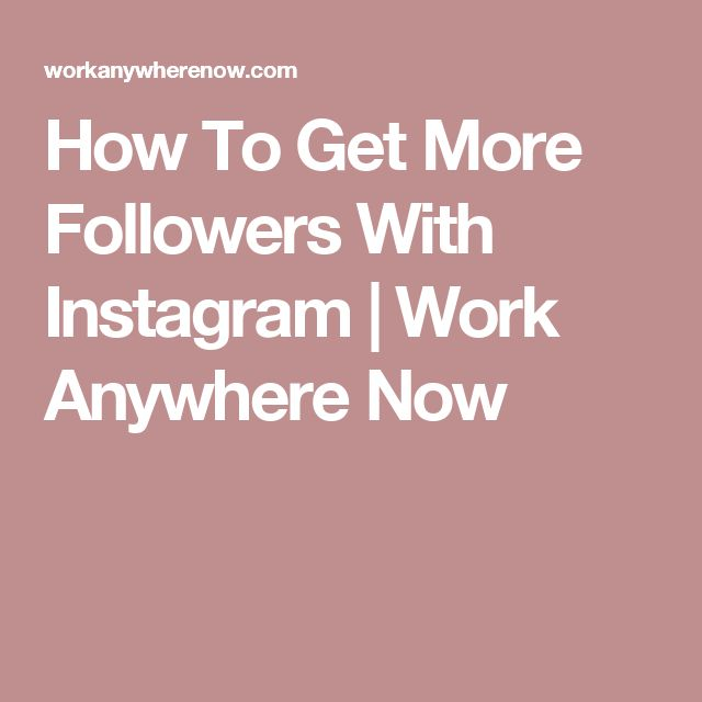 how to get more followers on with similar interests
