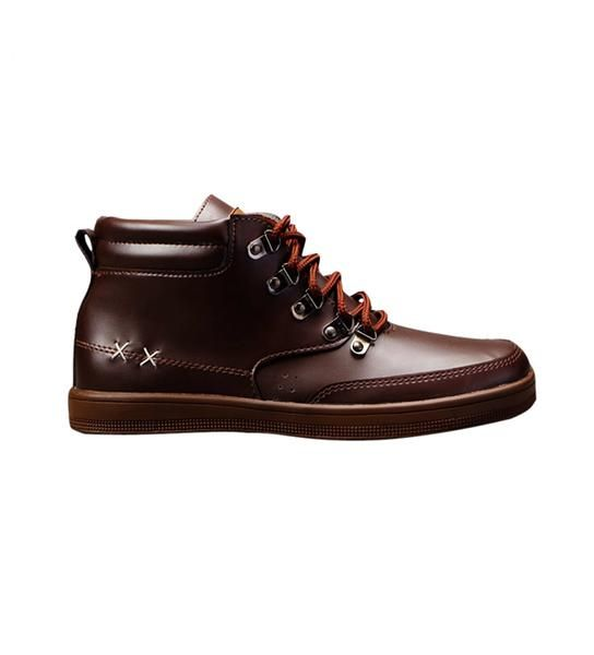 Type : Sneaker-Boots Type Color : Darkbrown Upper : Synthetic Leather Sole : TPR…