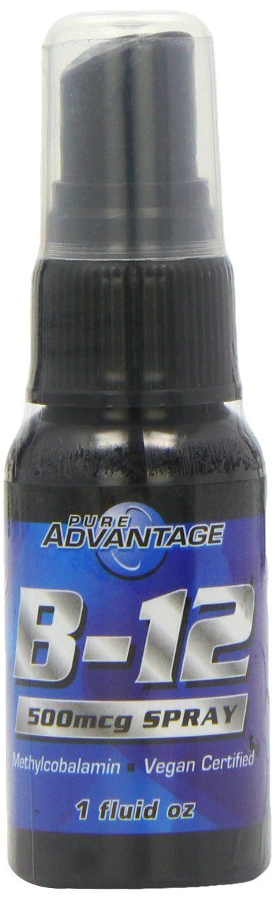 Vitamin B12 / Methylcobalamin Spray 500 mcg Image