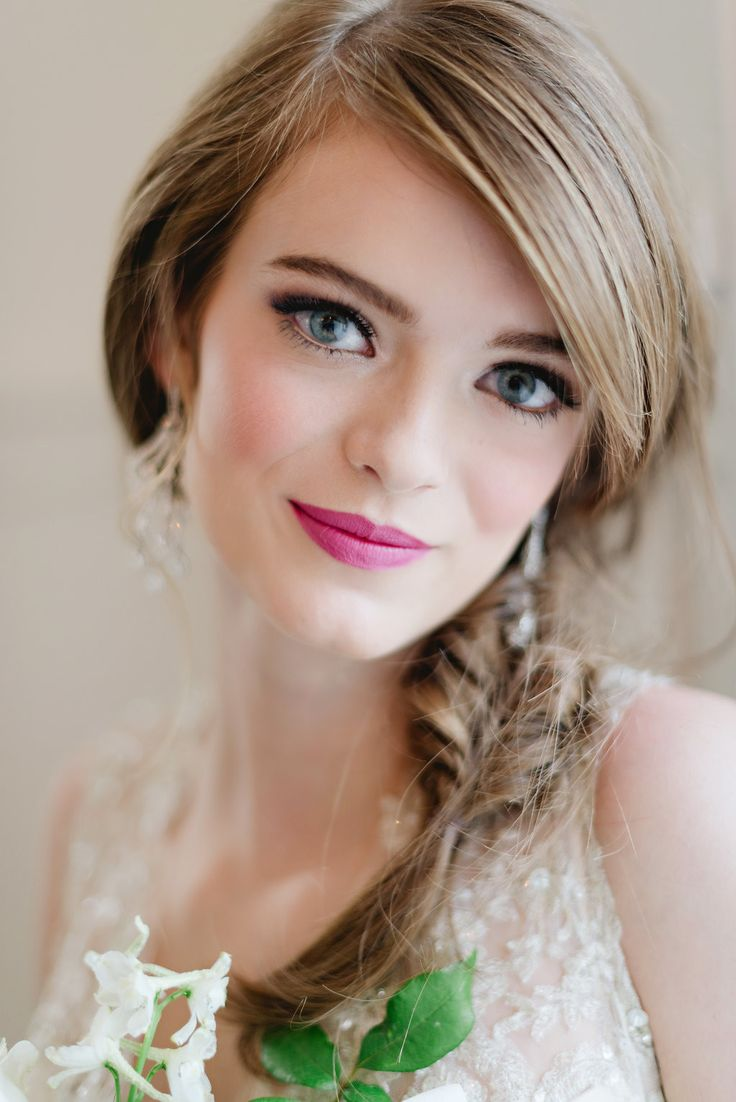 208 best bridal makeup images on pinterest | diy wedding makeup
