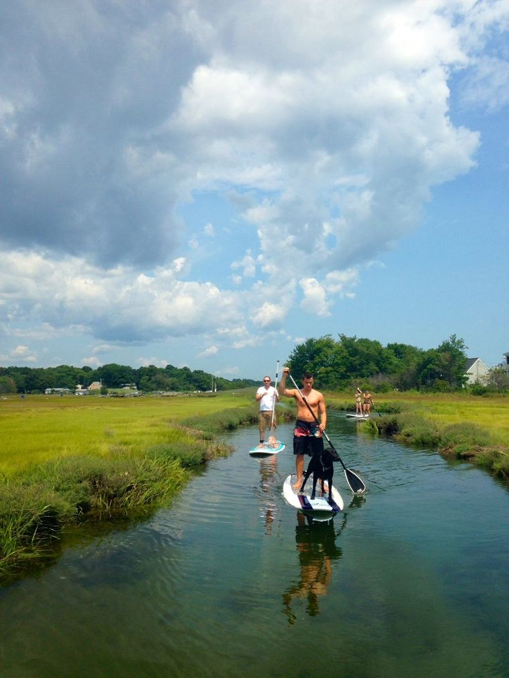 The Shack in Rye, NH offers surfboard and paddle board rentals, tours and more!