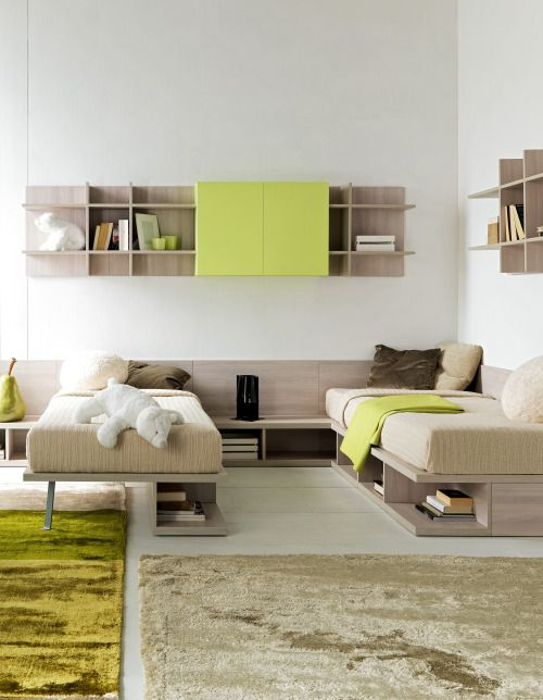 Composition New 138: A room for two people: Doimo Cityline...