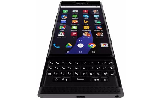 BlackBerry confirms Priv Android smartphone plans - IT News from ...