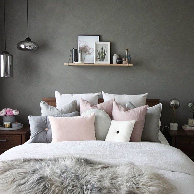 """5,119 Likes, 26 Comments - Scandinavian Homewares (@istome_store) on Instagram: """"How gorgeous is this bedroom Beautifully styled by @decoraide . #bedroom #bedroomdecor…"""""""