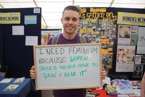 UoN Feminists' Pledge: An End To 'Lad Culture'? | Her Campus