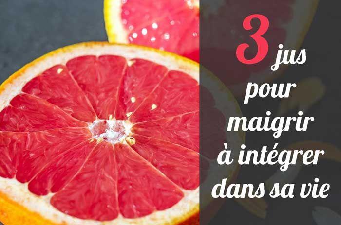 Notre sélection de 3 jus pour maigrir. Venez découvrir leur composition, leurs bienfaits et comment pratiquer le juicing.  #jus #detox #maigrir