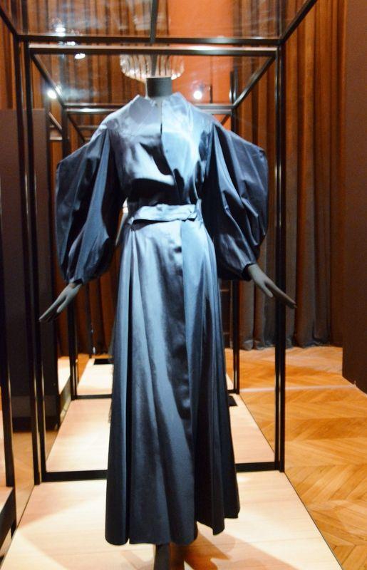 Lanvin robe du soir