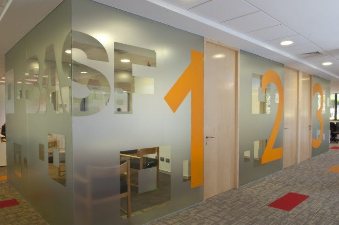 BASFs Flexible and Open Chile Offices