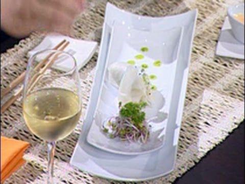Sushi 'n roll - Spring roll de tempura de langostinos