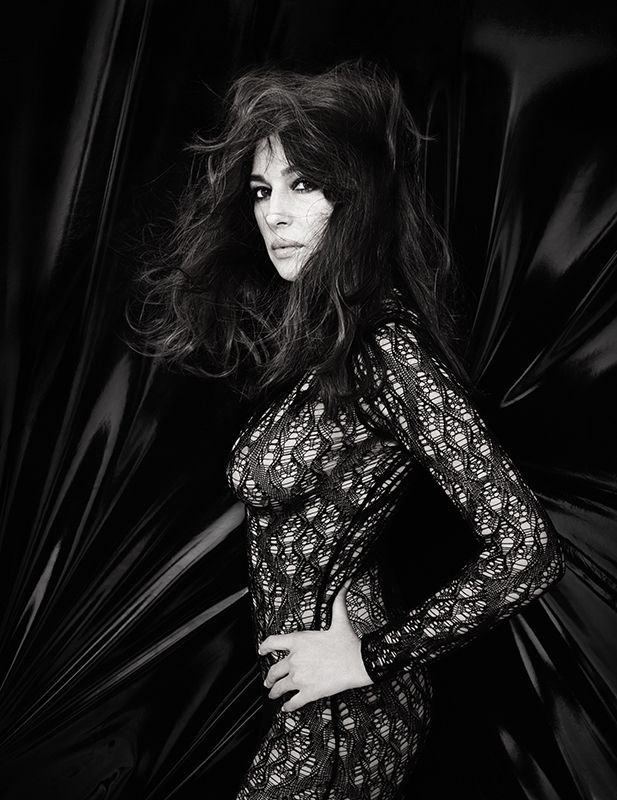 536 best Monica Bellucci in Black & White images on