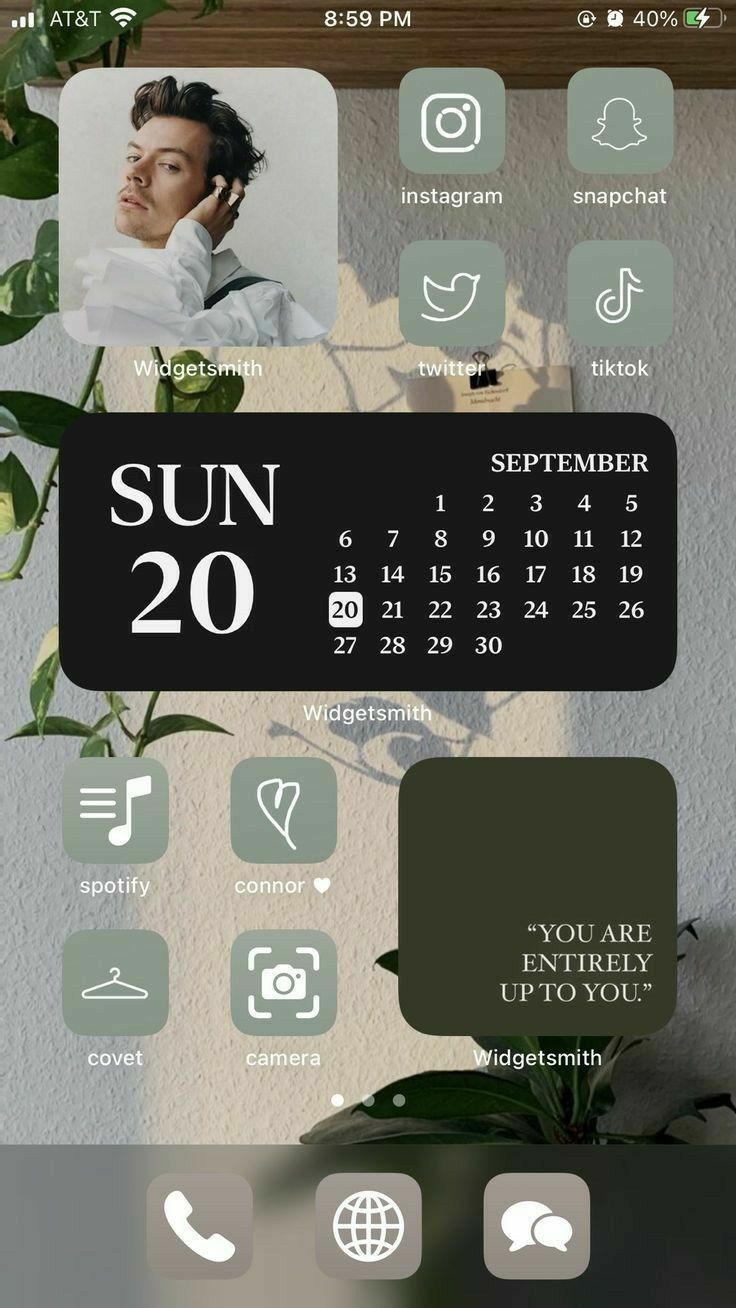 How To Make Aesthetic App Icons Ios 14 Aesthetic Homescreen Customization Iphone Iphone Wallpaper App Homescreen Layout Homescreen