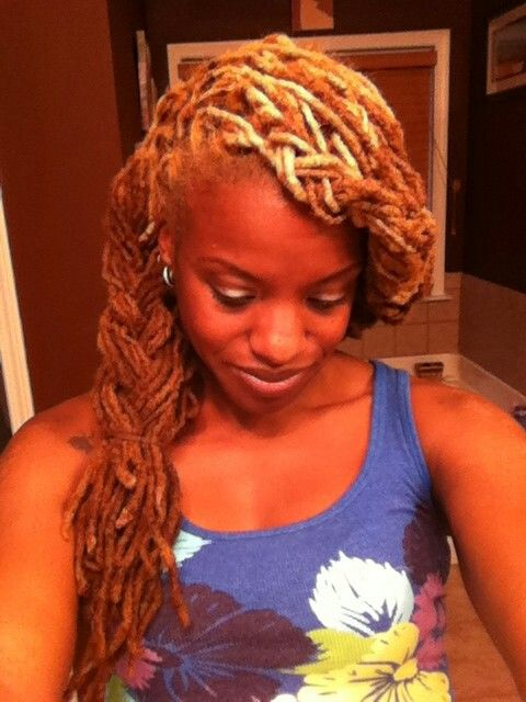 286 best hair images on Pinterest | Natural hairstyles, Dreadlock ...