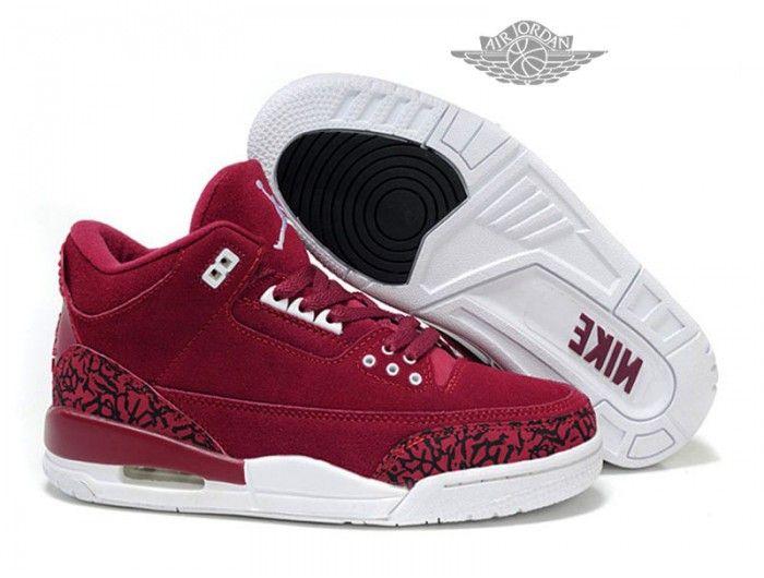Air Jordan 3 Femme