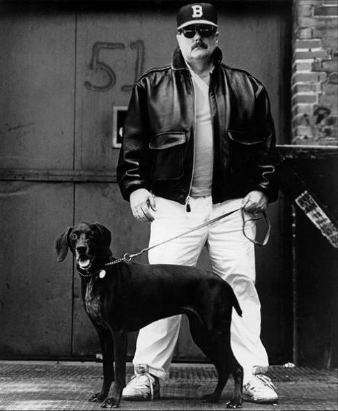 Robert B. Parker wrote the Spencer series, in which Pearl, the dog, was much loved.