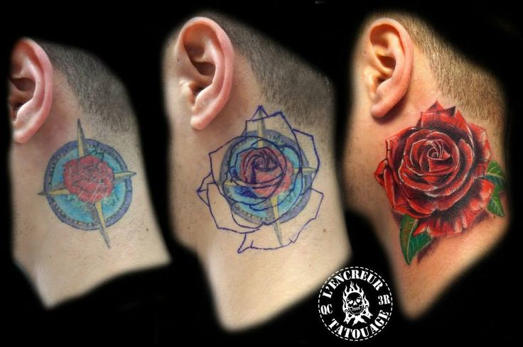 #coverup, #rose