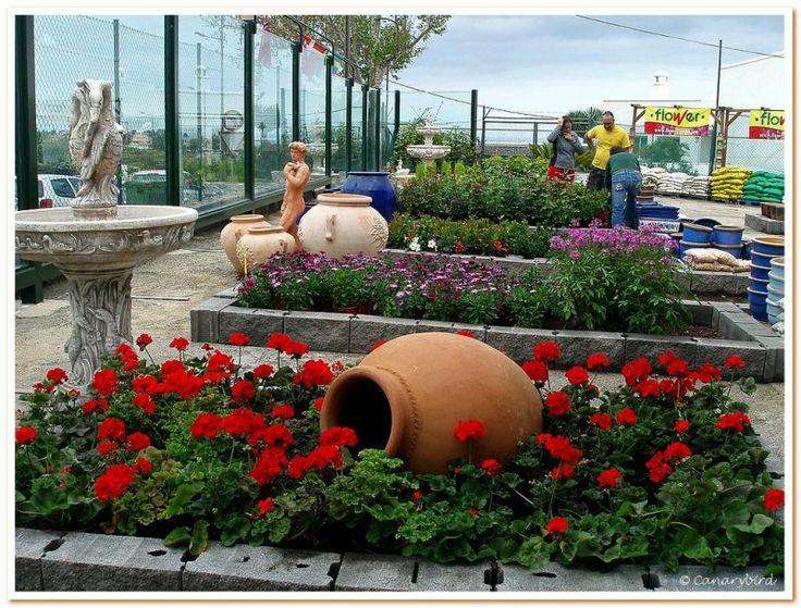 Exteriores tinajas de barro de estilo r stico figuras de for Tinajas de barro para jardin