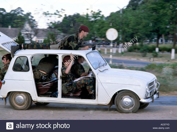 Zaire 1978 Belgian Paratroopers In Kolwezi 1978 Stock Photo, Royalty Free Image: 7454460 - Alamy