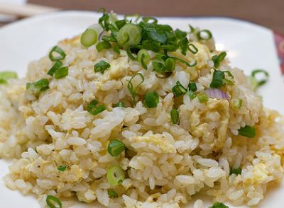 Awesome Cuisine gives you a simple and tasty Plain Fried Rice Recipe. Try this Plain Fried Rice recipe and share your experience. For more recipes, visit our website www.awesomecuisine.com