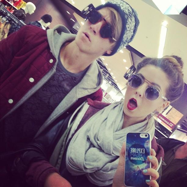 Zoe and Joe Sugg, perfection runs in the family