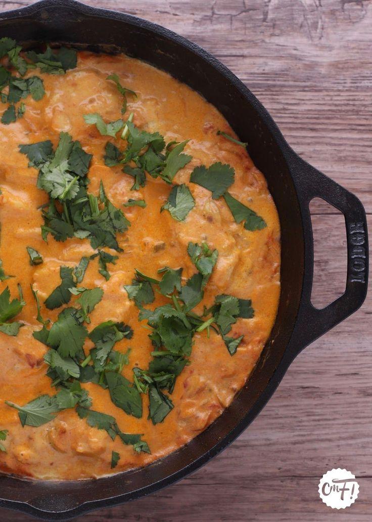 Curry de poisson de Jamie Oliver                                                                                                                                                      Plus