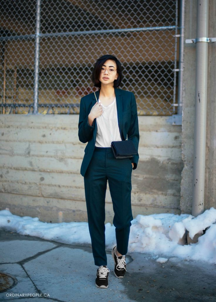 Alyssa Lau from the Ordinary People Style Blog