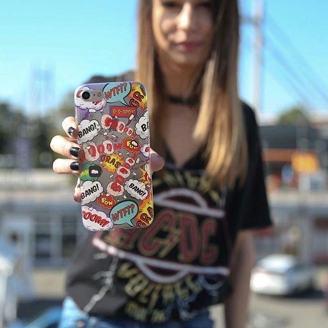 Boom 💥 Disponibile per tutti i modelli di telefono!!!#mycaseitaly #phonecase #spedizionegratuita #cover