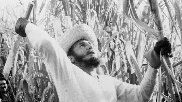 hot'n'sharp spirit: Εντουάρντο Γκαλεάνο: Φόρος τιμής στον Φιντέλ
