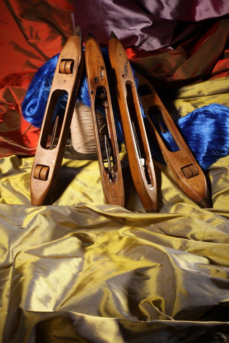 The Antico Setificio Fiorentino's looms have been weaving dreams since 1786