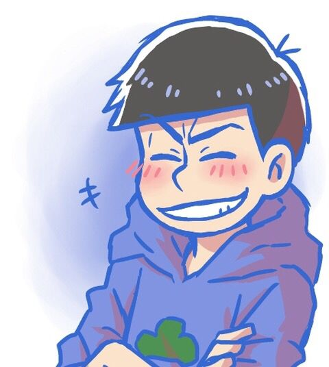 Karamatsu is so cool! I love him for being his cool-self ;) <3