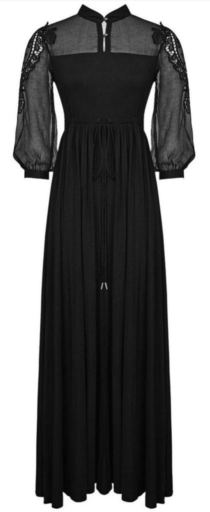 victorian inspired summer dress <3