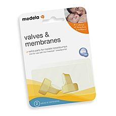 image of Medela® Extra Valves and Membranes
