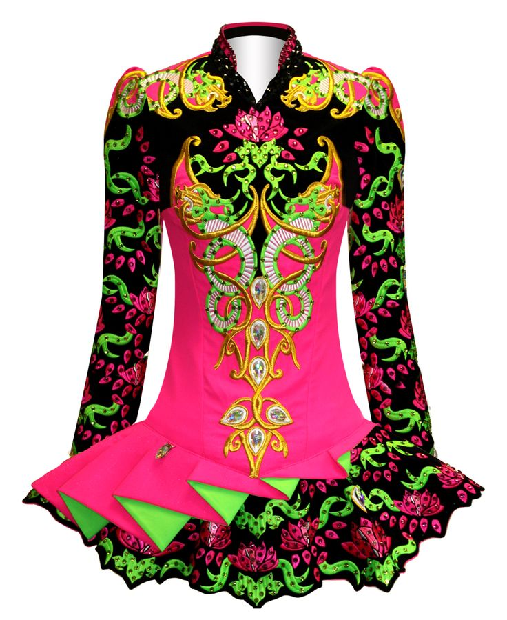 73 best irish dance dresses images on pinterest irish for Elevation dress designs
