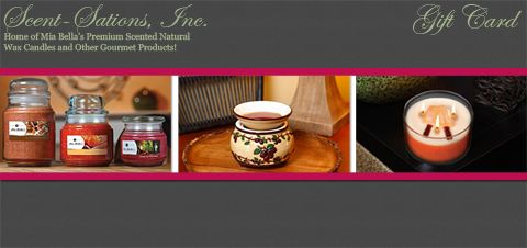 If your looking for a special gift for your friends, family, co-workers, boss, employees, customers or anyone, give them a virtual gift card from my Scent-Sations business with a special message. Go to http://blossoms.scent-team.com/products/giftCards.php to see how it works :)