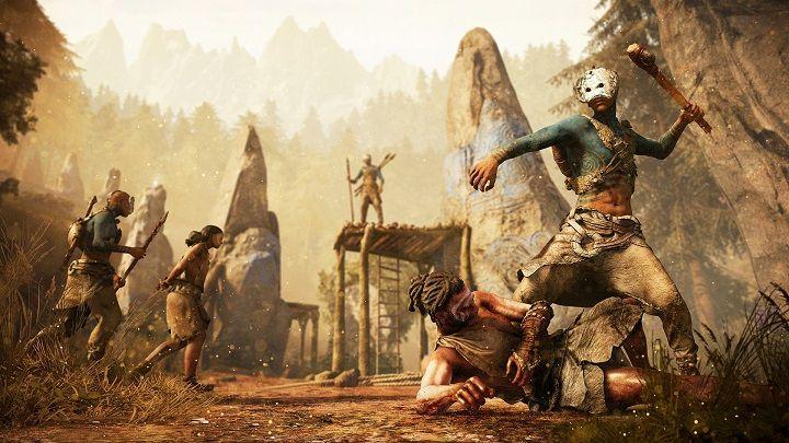Ubisoft официально анонсировала Far Cry: Primal, первая информация о которой утекла за сутки. Игра выйдет на актуальных консолях 23 февраля (опасно, слишком близко с новой Deus Ex), а в марте пожалует на PC. Нам придётся примерить роль Таккара - опытного охотника и последнего из своего племени. Цель одна: выжить любой ценой в мире, где вы - жертва.